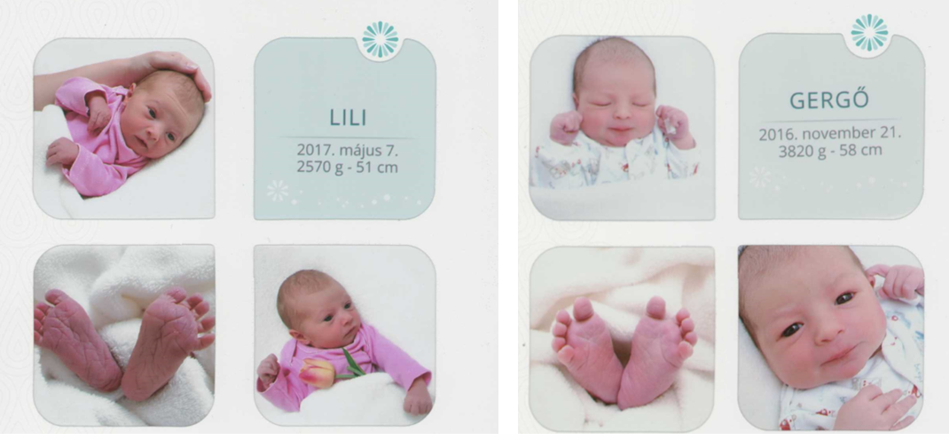 dr. antritter zsófia - szülészet - született babák