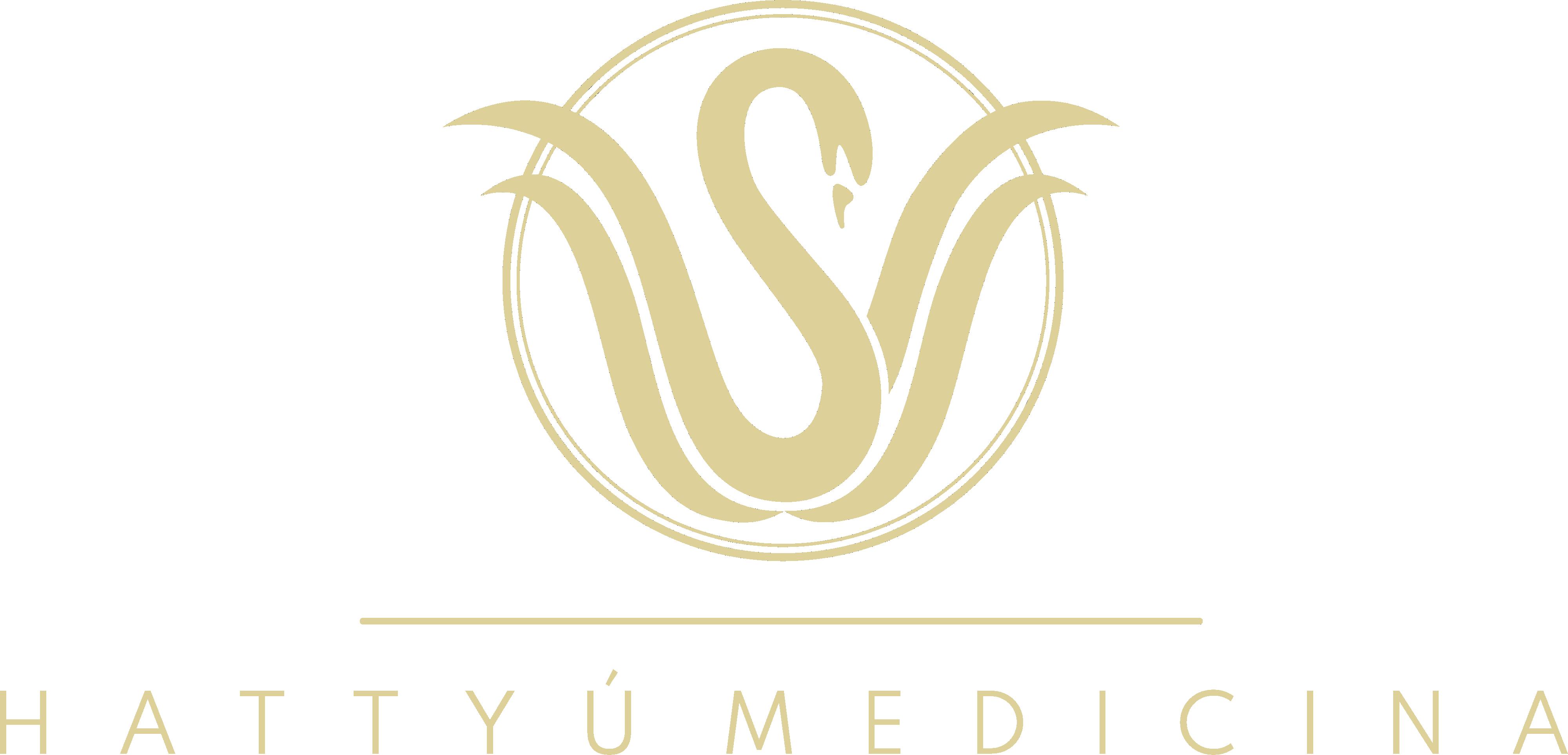 Hattyú Medicina logó